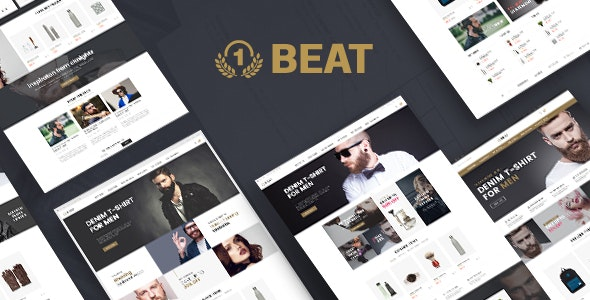 Beatshop Creative WooCommerce WordPress Theme 1