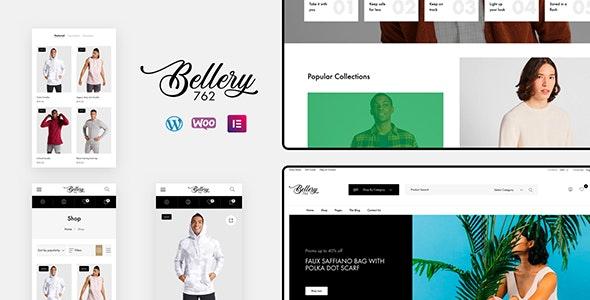 Bellery - Modern & Minimal WooCommerce Theme 14