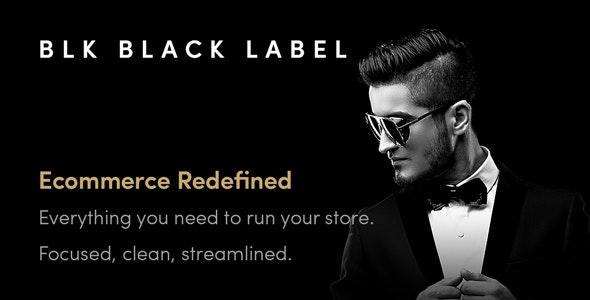 BLK Black Label — Streamlined WooCommerce Solution 1
