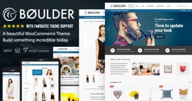 Boulder - Multi-Purpose WooCommerce Theme 25