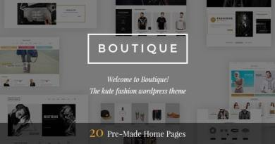 Boutique - Kute Responsive WooCommerce Theme ( RTL Supported ) 4