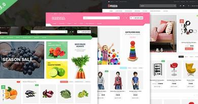 Brezza - Fruit Store Multipurpose WooCommerce WordPress Theme 3