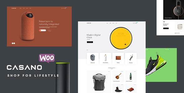 Casano - Fashion & Accessories WooCommerce Theme 1