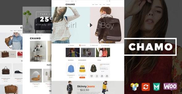 Chamo - Responsive WooCommerce WordPress Theme 37