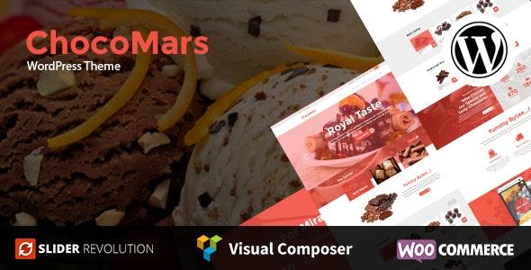ChocoMars - Multi-Purpose WordPress Theme 1