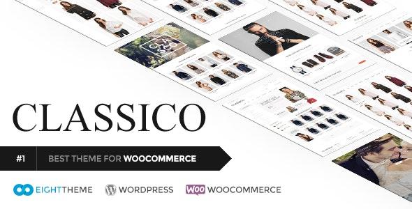 Classico - Responsive WooCommerce WordPress Theme 3