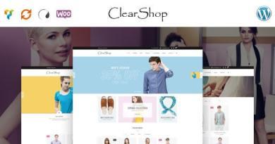 Clear Shop - Wonderful Responsive WooCommerce Theme 30