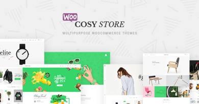 Cosi - Multipurpose WooCommerce WordPress Theme 4