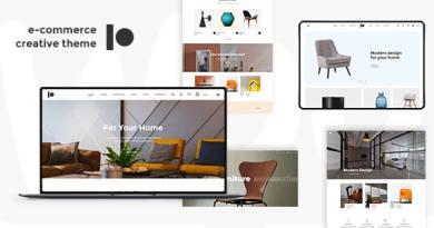 Daeron - A Creative and Modern WooCommerce Theme 3