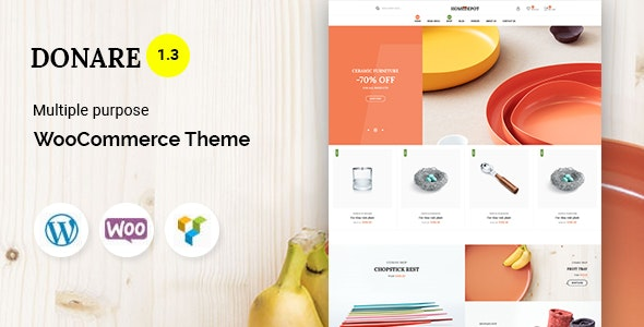 Donare - Gift Store WooCommerce Theme 10