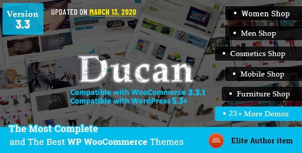 Ducan - Start An Online Store with WooCommerce WP Theme 12