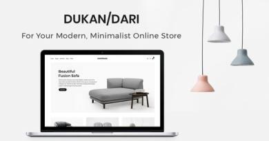 Dukandari - A Modern, Minimalist eCommerce Theme 2