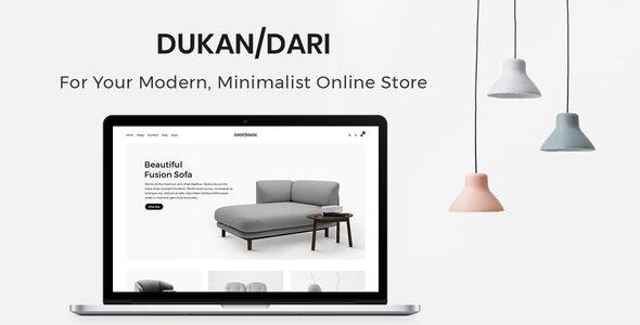 Dukandari - A Modern, Minimalist eCommerce Theme 3
