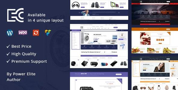 eCode - Multipurpose WooCommerce Theme 14