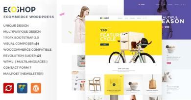 ECOSHOP - Multipurpose eCommerce WordPress Theme 13