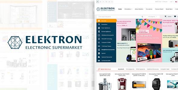 Elektron - Electronics Store WooCommerce Theme 2