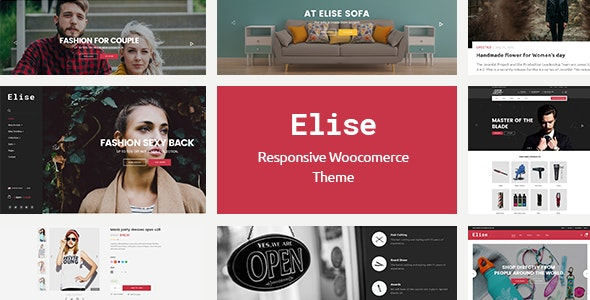 Elise - A Genuinely Multi-Concept WooCommerce Theme 33