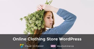 EmShop - Clothing Fashion Store WordPress Theme 13