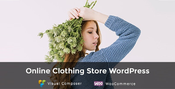 EmShop - Clothing Fashion Store WordPress Theme 1