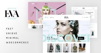 Eva - Fashion WooCommerce Theme 2