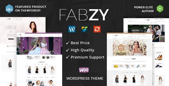 Fabzy - Multipurpose WooCommerce Theme 1