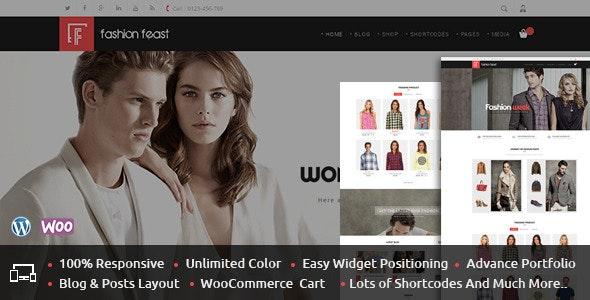 Fashion Feast - WooCommerce Responsive Theme 23