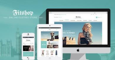 Fitshop WooCommerce WordPress Theme 55