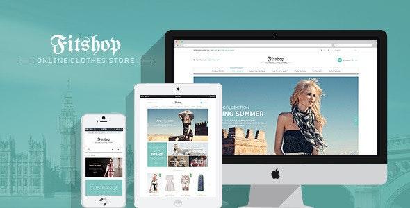 Fitshop WooCommerce WordPress Theme 1