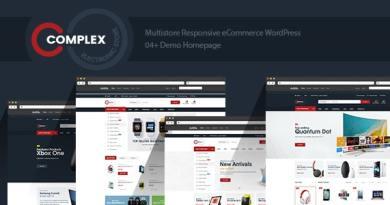 Flextop - WooCommerce Responsive Digital Theme 12