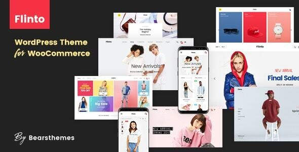 Flinto – Modern and Minimal eCommerce WordPress Theme 19
