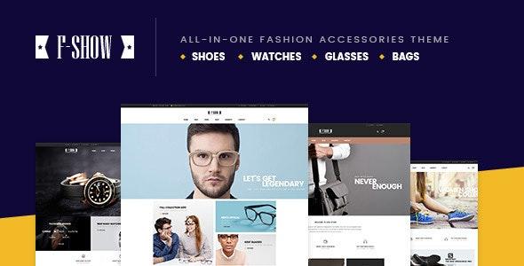 Fshow - WooCommerce Responsive WordPress Theme 1