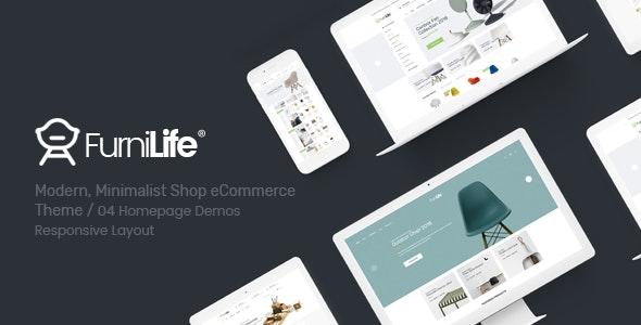 Furnilife - Furniture Theme for WooCommerce WordPress 46