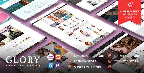 Glory - Multipurpose WooCommerce WordPress Theme 2