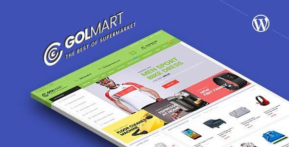 Golmart – Creative WooCommerce WordPress Theme 5