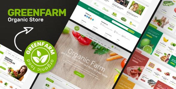Greenfarm - Organic Theme for WooCommerce WordPress 12