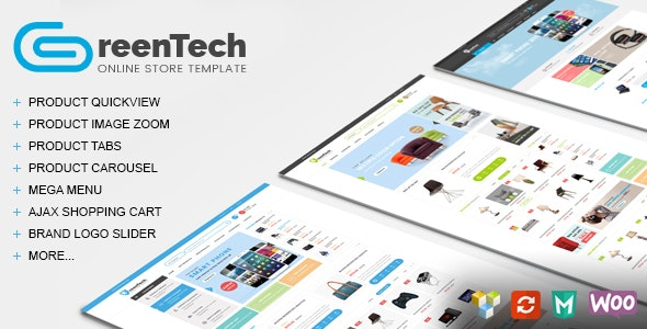 GreenTech - Shopping Responsive WooCommerce Theme 23