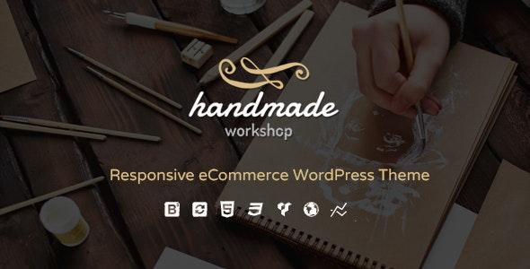 Handmade - Shop WordPress WooCommerce Theme 1