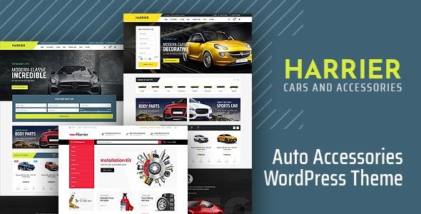 Harrier - Car Dealer and Automotive WordPress Theme 5