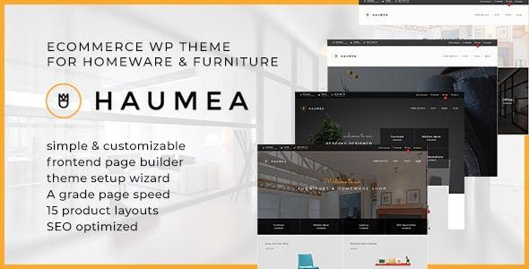 Haumea - E-commerce WP Theme for Homeware and Furniture 6