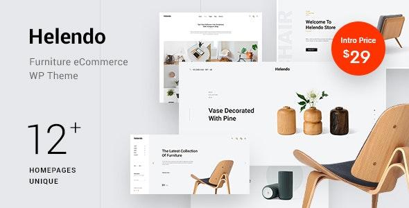 Helendo - Furniture eCommerce WordPress Theme 8