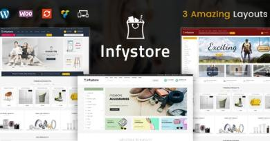 Infystore - Multipurpose WooCommerce Theme 2
