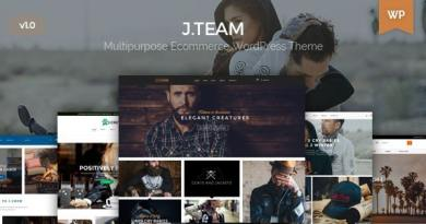 J.Team - Universal WooCommerce Theme 3