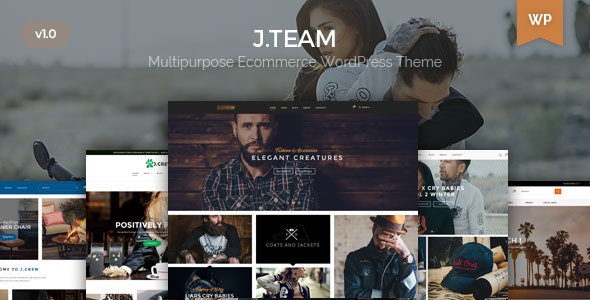 J.Team - Universal WooCommerce Theme 1