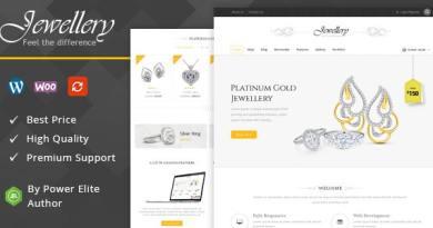 Jewellery - WooCommerce Responsive Theme 2