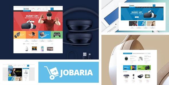 Jobaria - Technology Theme for WooCommerce WordPress 1