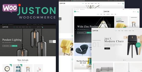 Juston - WooCommerce Responsive Furniture Theme 28