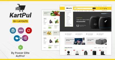 KartPul - Multipurpose WooCommerce Theme 6