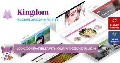 Kingdom - WooCommerce Amazon Affiliates Theme 2