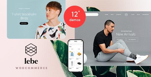 Lebe - Multipurpose WooCommerce Theme (RTL Supported) 11