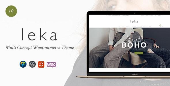 Leka - Amazing WooCommerce Theme 6